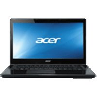 Acer Aspire E1-422 AMD Dual Core E1-2500 Black