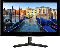 ViewSonic VX2260S 21.5 Inch LED