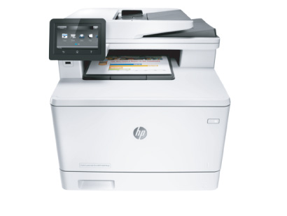 HP CLJ Pro MFP M477fnw  Printer