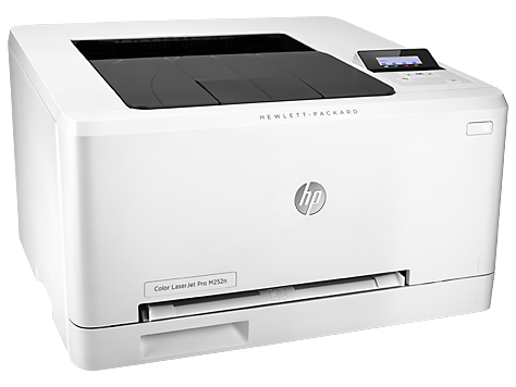 HP Color Laser M252N Printer