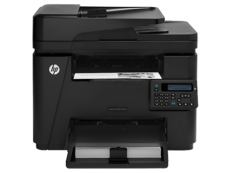 HP Laser Pro MFP M225dw Printer