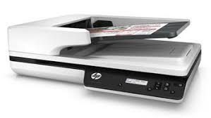 HP SJ 2500-F1 ADF Scanner