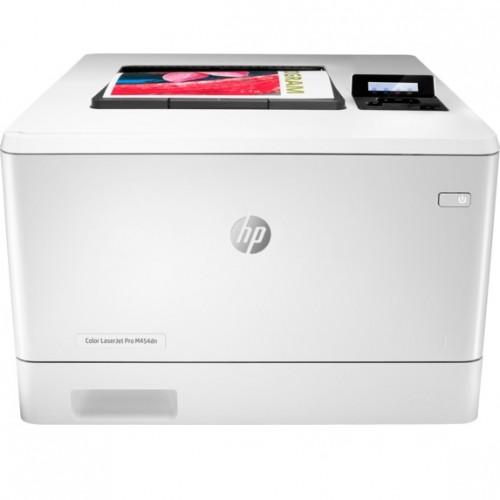 HP Pro M454dn Single Function Color Laser Printer
